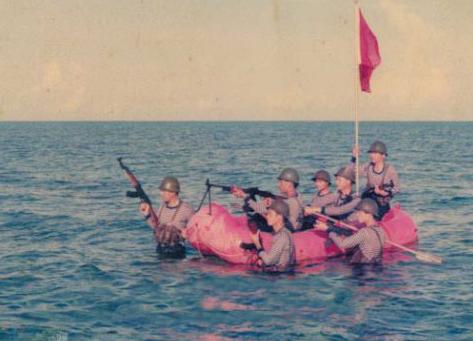 揭秘:越南40年蚕食中国南海30余岛屿内幕